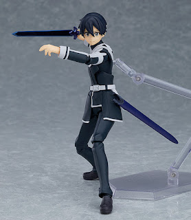 "figma Kirito Alicization ver. de ""Sword Art Online: Alicization"" - Max Factory"
