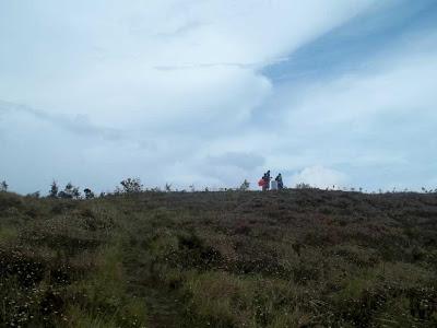 gunung prau batas kendal-wonosobo
