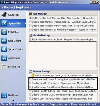 Project Neptune Keylogger Download Free - farerevizion