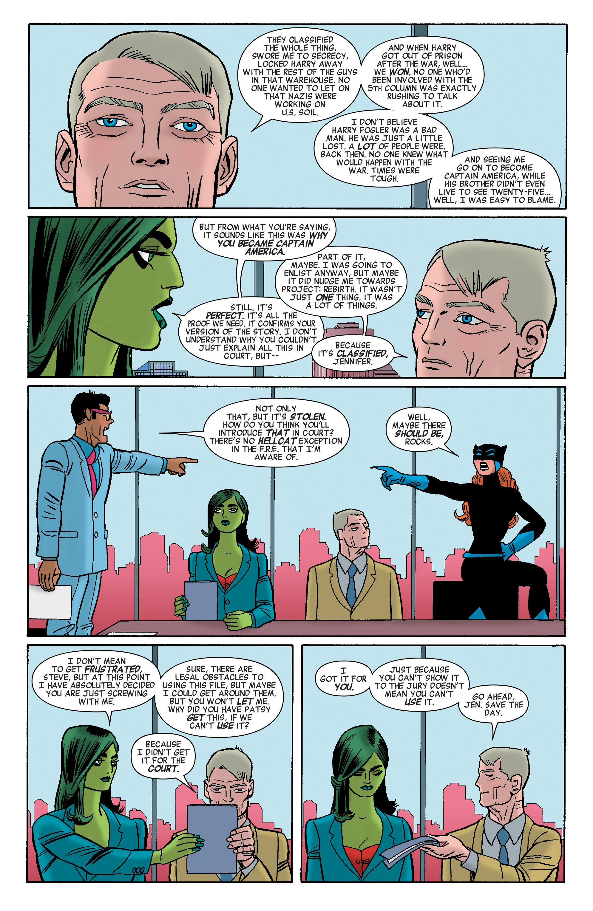 Read online She-Hulk (2014) comic -  Issue #10 - 13