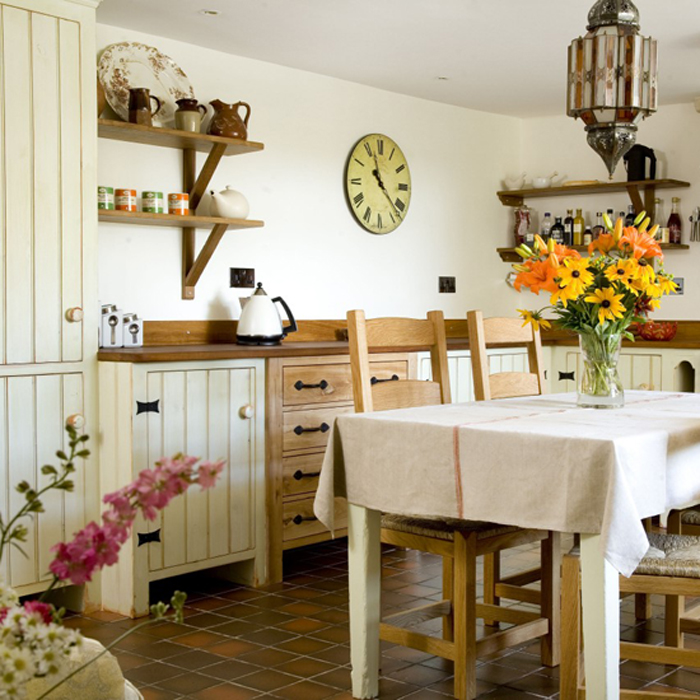 Phenomenal Traditional Kitchen Design Ideas: Design Interior: Traditional Country Kitchen Ideas