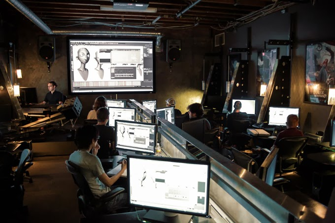 Gnomon School of Visual Effects Spring 2014 Courses | Computer