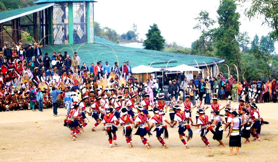 Hornbill Festival, Kohima, Nagaland - Sudeepta Barua photography (© EF News International)