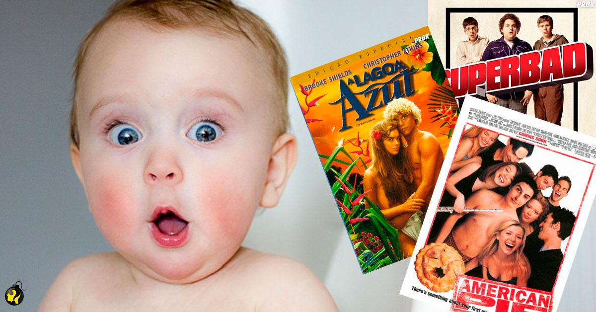 10 filmes que você viu na infância, mas que não são para crianças