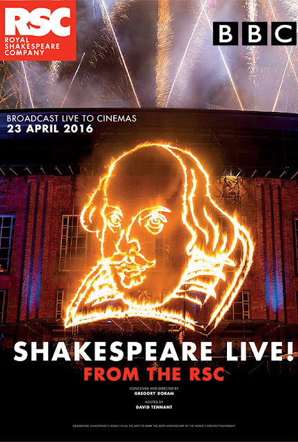 David Tennant - Shakespeare Live!