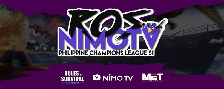 45 out of 300 Teams Advanced at ROS NiMO TV PH Champions League Qualifiers