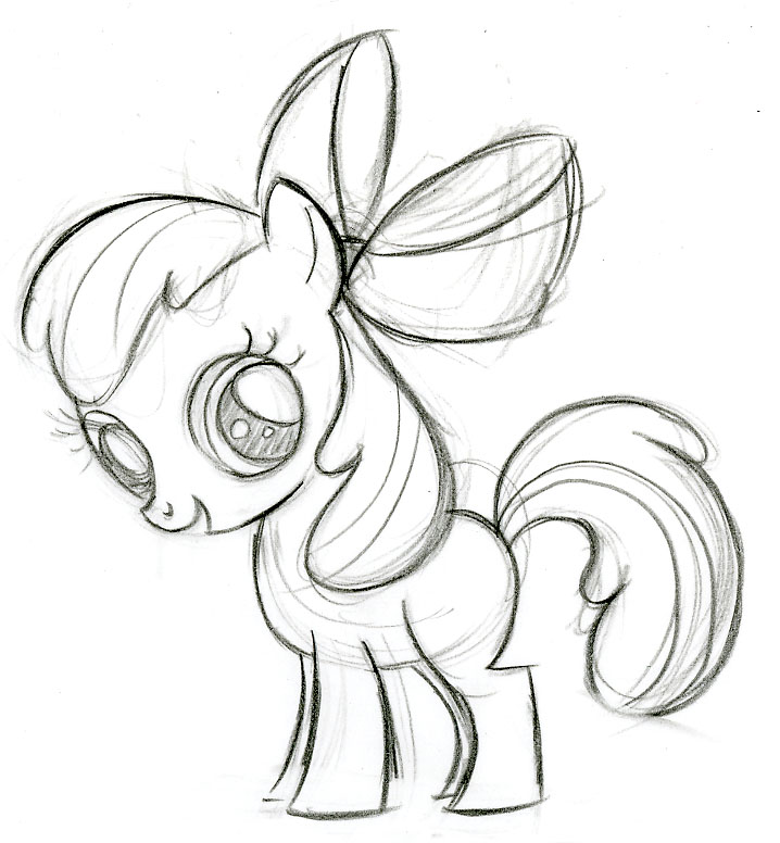 My Little Pony G4: Concept art