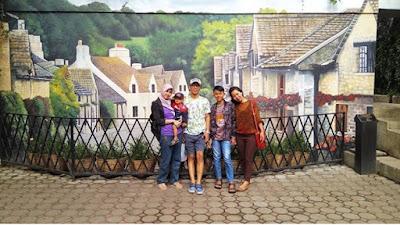 Destinasi wisata Farm House Susu Lembang