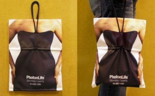 Green Pear Diaries, diseño, packaging, bagvertising, bolsas creativas, PhotonLife