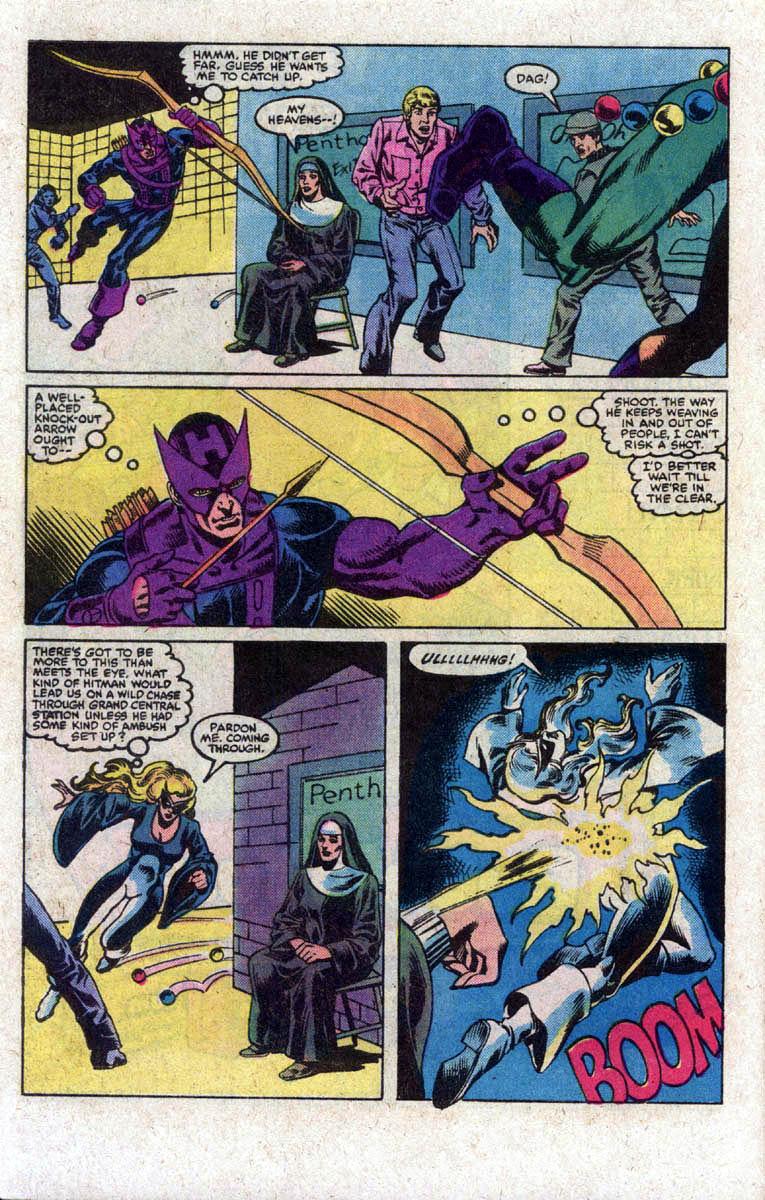 Hawkeye (1983) Issue #3 #3 - English 13