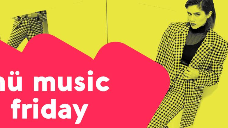 """Essa é a primeira edição da """"NÜ MUSIC FRIDAY"""", a nossa playlist semanal de lançamentos indispensáveis no Spotify."""
