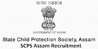 SCPS Assam Recruitment