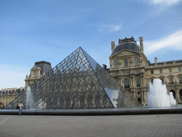 Hda 3 Ieoh Ming Pei Pyramide Du Louvres 1983-1989