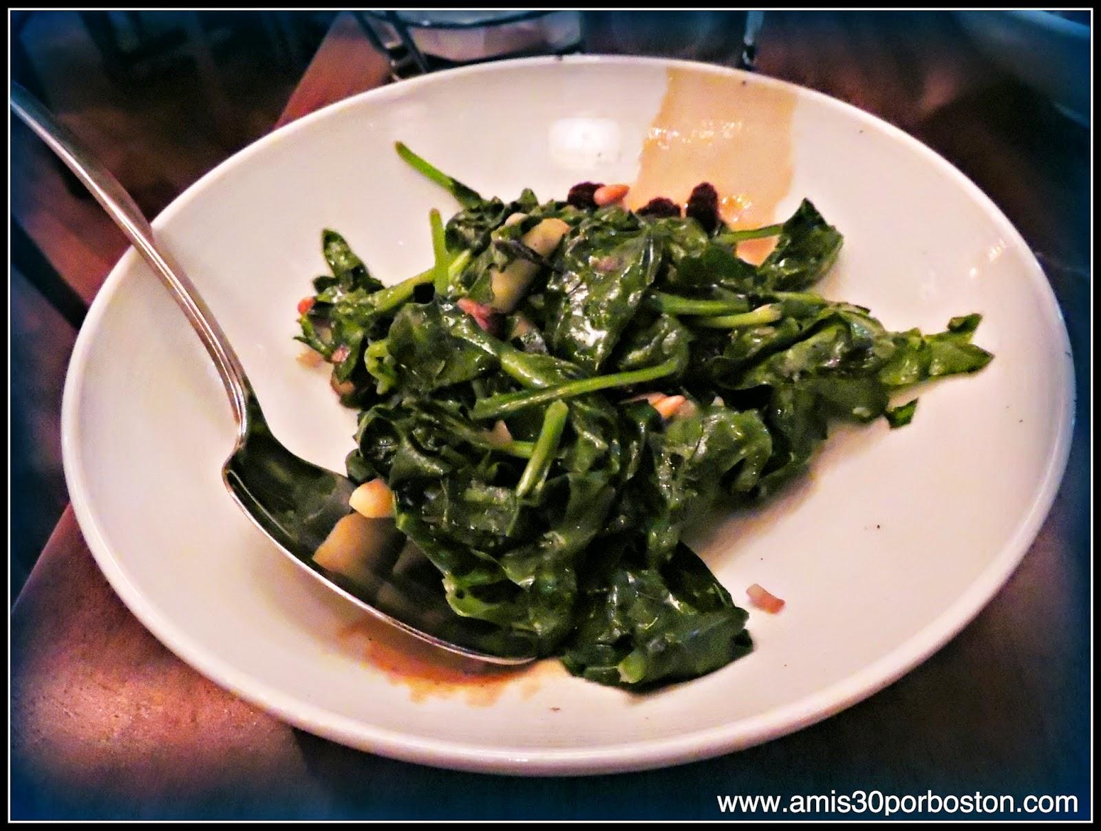 Tapas del Menú de la Restaurant Week del Restaurante Jaleo by José Andrés