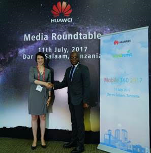Huawei Partners with WorldRemit to Accelerate Growth of Low Cost Mobile-to-Mobile Money Transfers
