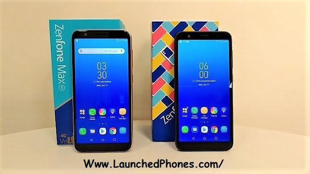 are launched inward Bharat equally the latest budget mobile phones Asus Zenfone Max M1 in addition to L1 Lite are launched