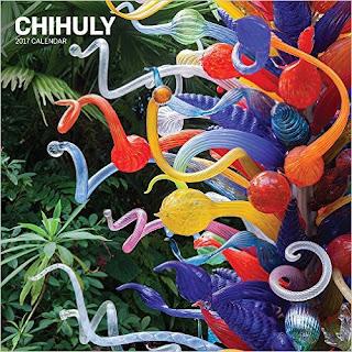 Chihuly 2017 Wall Calendar PDF