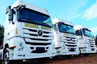 As razões que fizeram a Transportadora Brasil Central trocar a marca de caminhão por outra