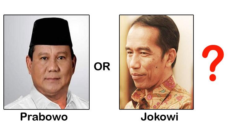 Diskusi Santai Tolak-Ukur Memilih Pemimpin, Jokowi atau Prabowo?