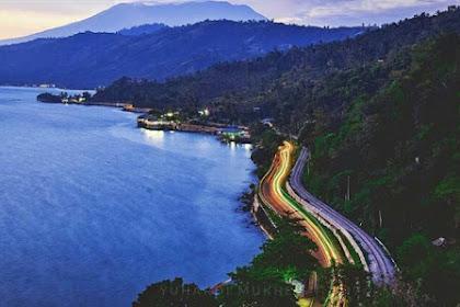 Wisata Danau Singkarak - Pesona Keindahan Sumatera Barat
