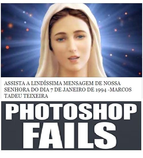 Avatar mariano . blog oficial .jacareiencantado.vidente, sinal, photoshop Santuário das Aparições de Jacareí SP