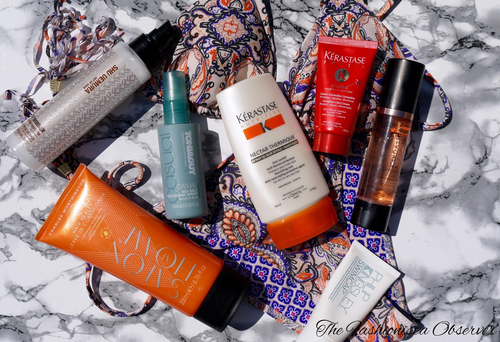 Summer Series – The Hair Edit; My Must Have Summer Essentials