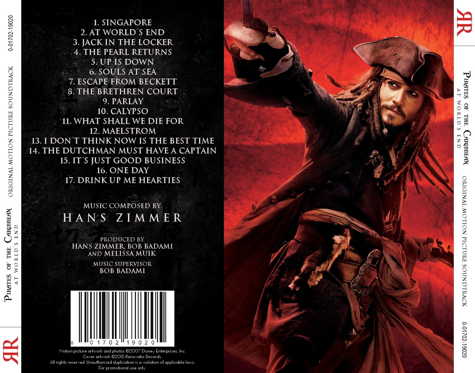 Pirates of the caribbean 5 theme song download 320kbps