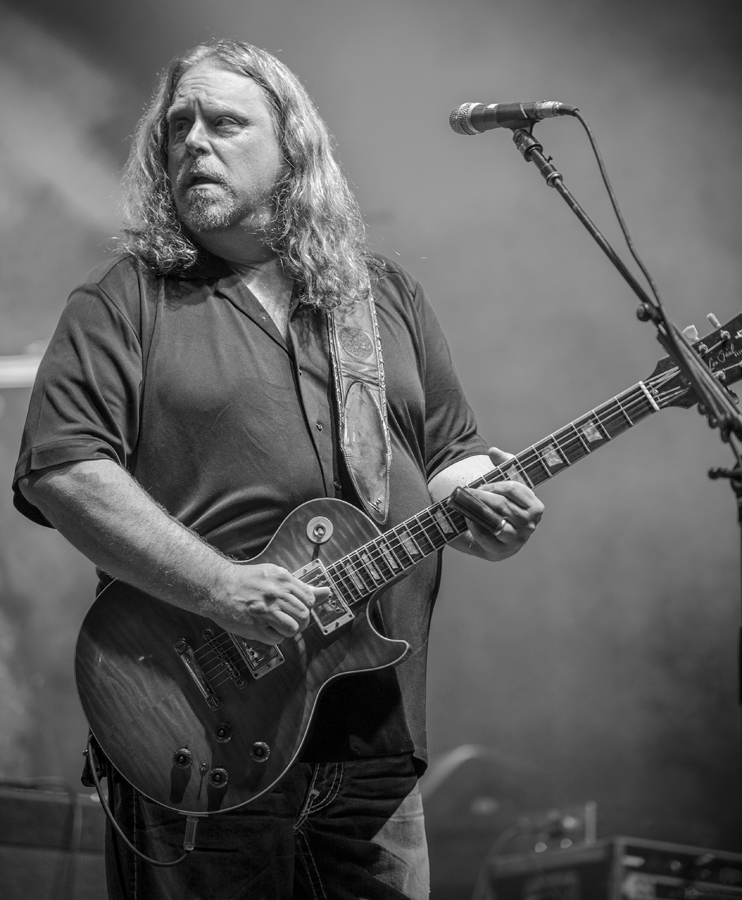 The Allman Brothers Band at All Good Festival ~ Concert ...  Warren Haynes Allman Brothers