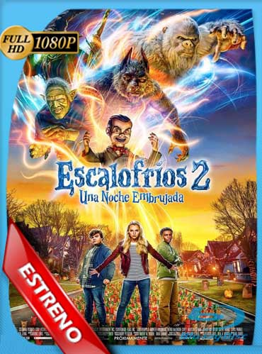Escalofrios 2 Una Noche Embrujada (2018) HD [1080p] Latino Dual [GoogleDrive] TeslavoHD