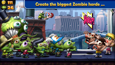 Download Game as well as Install Zombie Tsunami  Zombie Tsunami 1.7.31 APK Free - Game Arcade for Android