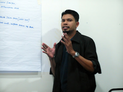 Kursus Kemahiran Berkomunikasi Untuk Pemandu by Azmi Shahrin at Cyberjaya DTS on 9-10 April 2016
