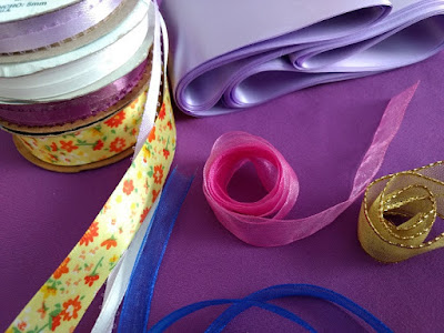 Ribbons for crafting