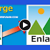 How to enlarge small size image your Android mobile phone |TAMIL TECHNICAL TIPS