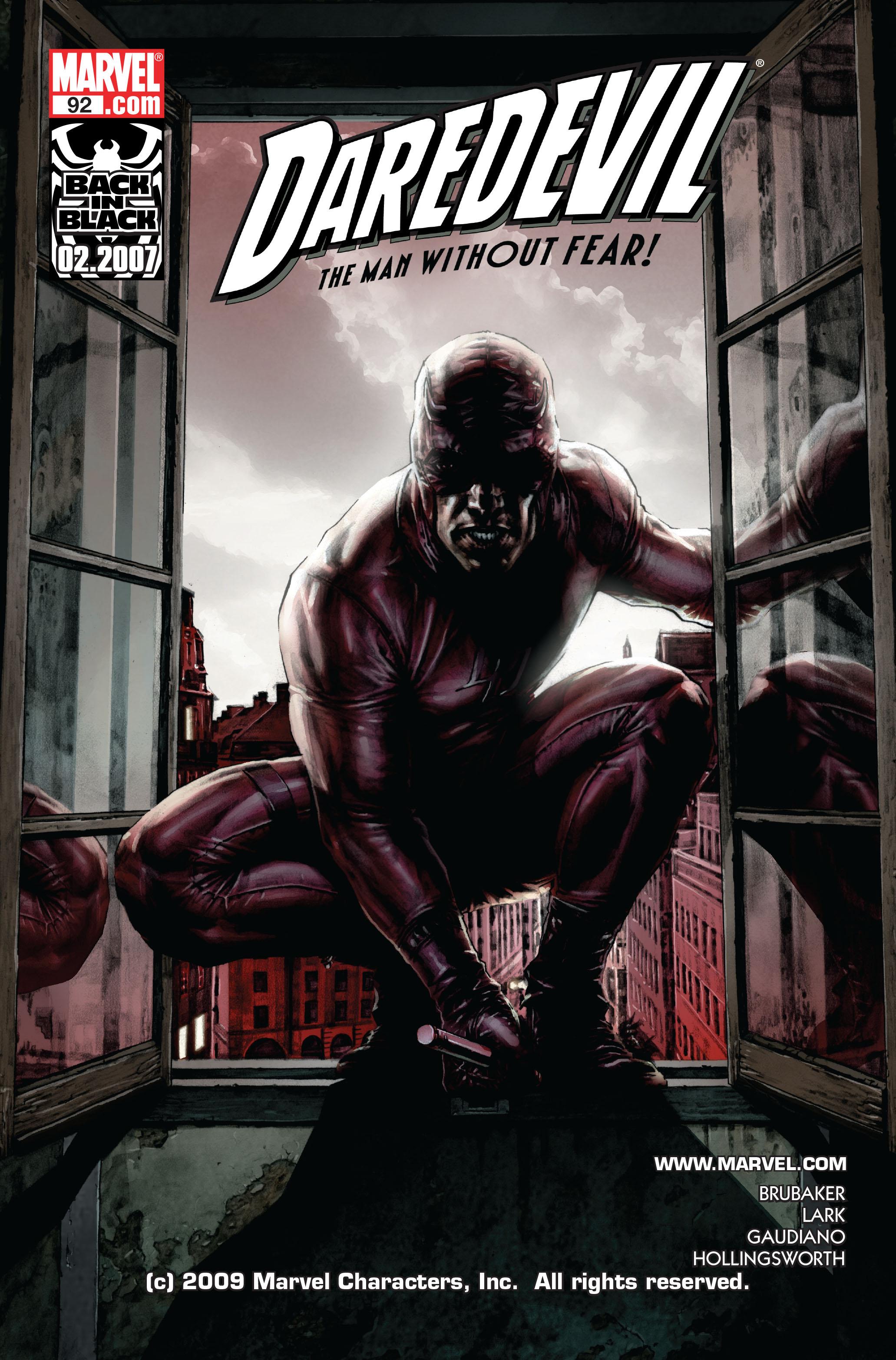 Daredevil (1998) 92 Page 1