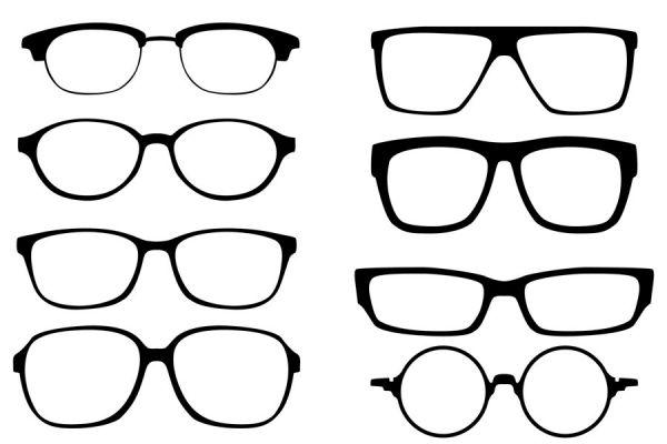 a65f962742 Aprendamos a elegir el tipo de gafas y sus monturas a partir de nuestra  apariencia general.