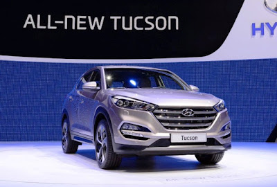2016 New Hyundai Tucson Best Hd Photo Collection