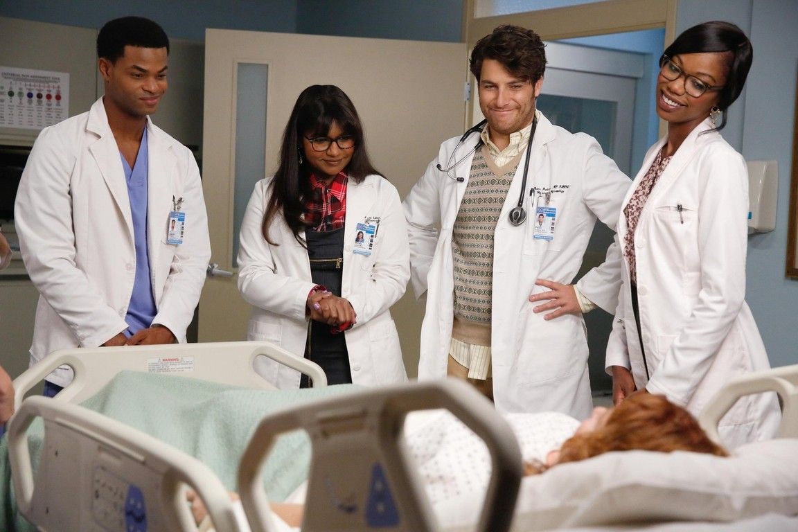 The Mindy Project - Season 3 Episode 08: Diary of a Mad Indian Woman