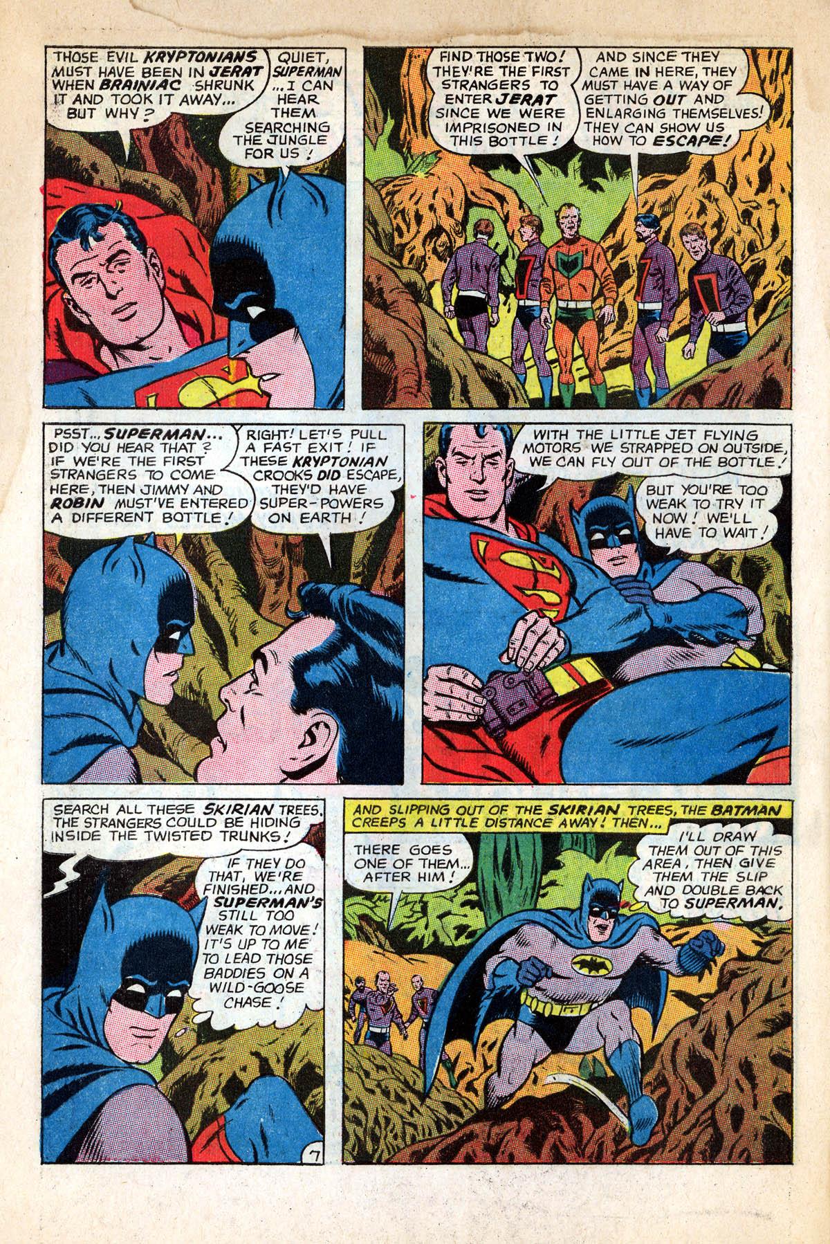 Read online World's Finest Comics comic -  Issue #158 - 10