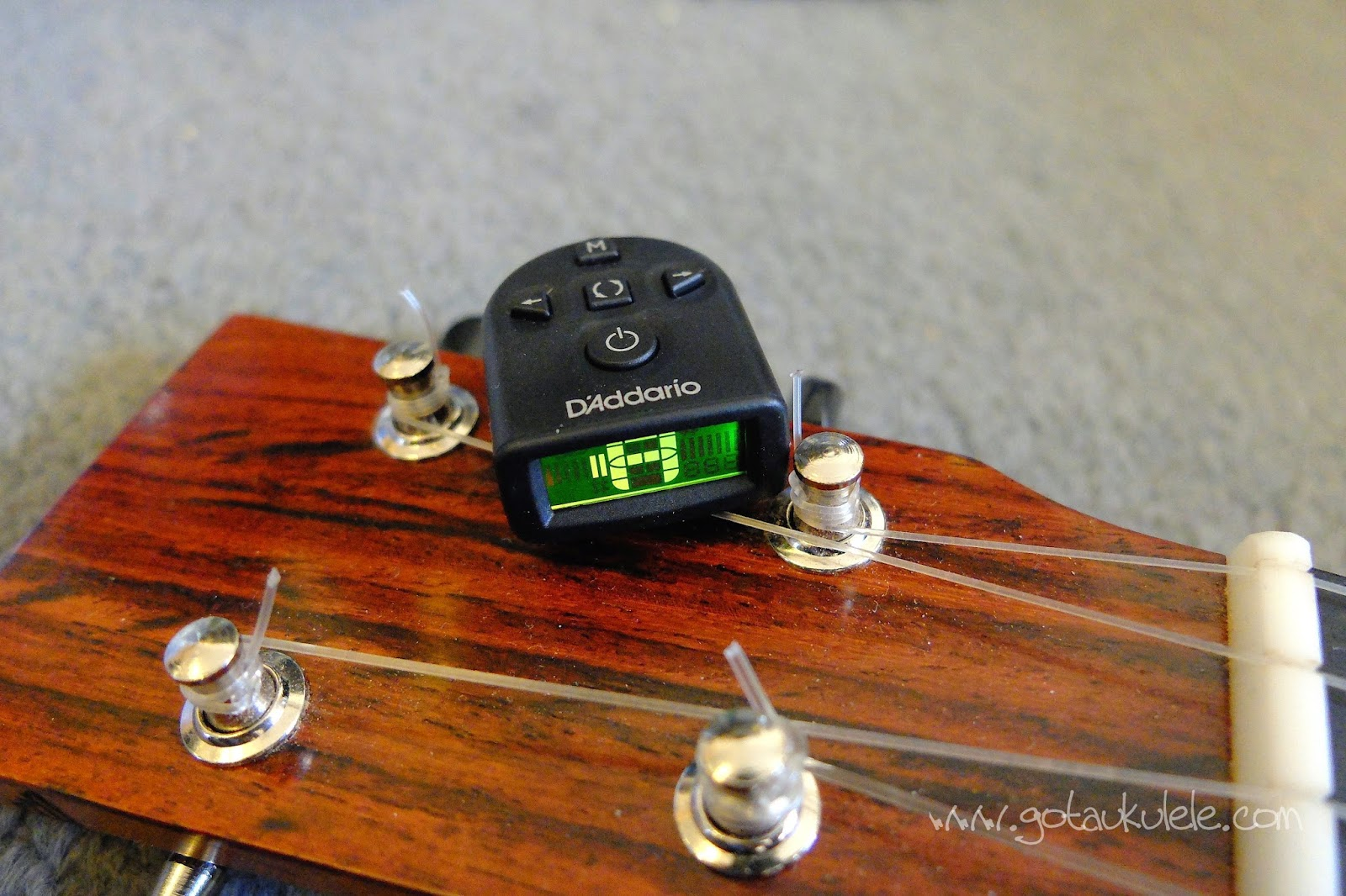 D'Addario Planet Waves Clip On Tuner