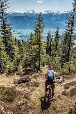 Große Tourensammlung Mountainbiketouren Tirol