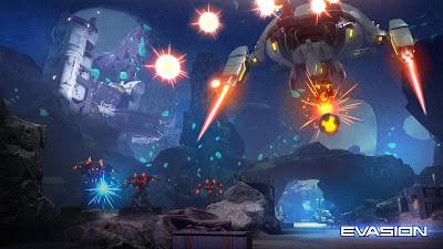 Evasion Game Screenshot 2