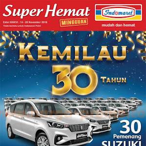 Katalog Indomaret Promo Indomaret Terbaru 14 - 20 November 2018