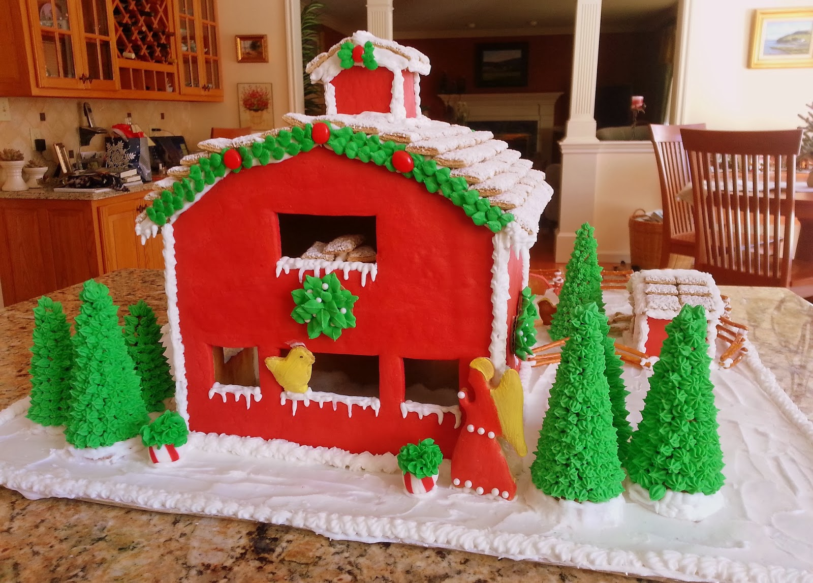 Procraftination The Great Gingerbread Farm