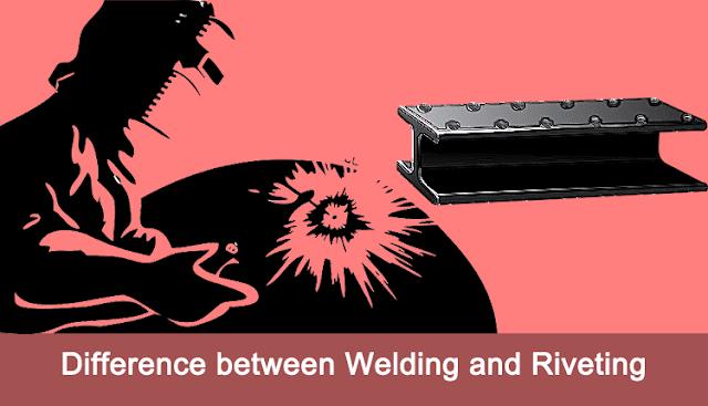 welding vs riveting image
