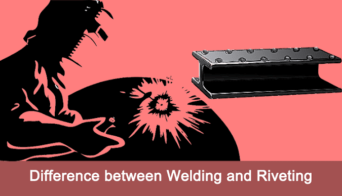 What Is the Difference between Welding and Riveting?
