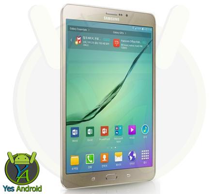 T715YDXU2BPF5 Android 6.0.1 Galaxy Tab S2 8.0 SM-T715Y