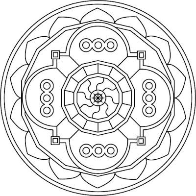 Esencia del Ser: Mandala para trabajar la prosperidad y