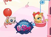 Littlest Pet Shop Dulce Gatita juego
