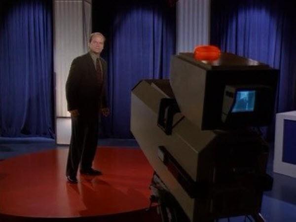 Frasier - Season 3 Episode 16: Look Before You Leap