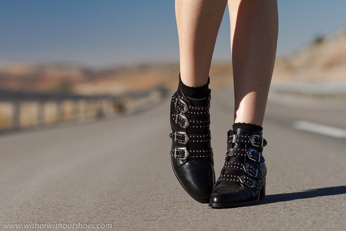 Blog adicta a los zapatos clon inspiracion de los botines Susanna de Chloé